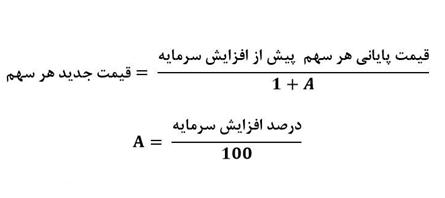 فرمول تئوریک