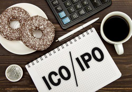 ICO IPO