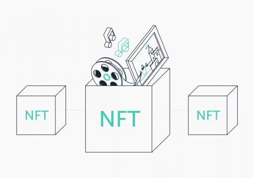توکنهای غیرقابل تعویض (NFT)