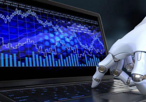 ربات معامله گر